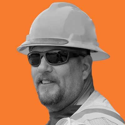Portrait of John Price, Manager, HEO Mobile Training Division and part of our leadership team