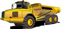 Articulated Rock Truck (ART)